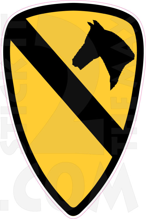 1st Cavalry Division 1 3 Stickit2themax